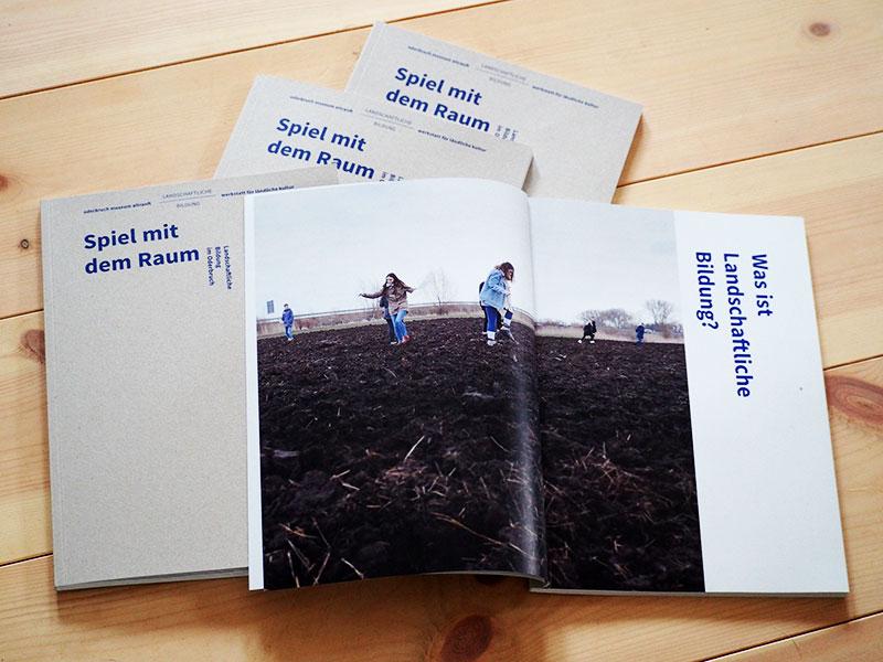 Publikation der Landschaftlichen Bildung am Oderbruchmuseum